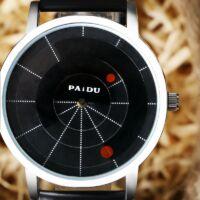Paidu Kreatív Férfi Karóra - Fekete - Designbőr szíj