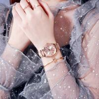 Chronos - Rosegold Női Karóa