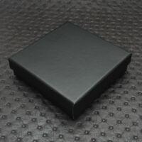 Robusztus Fekete Lávakő Ásvány Karkötő - 10 mm