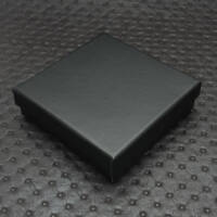 Extravagáns Hexagon Motorlánc Férfi Karkötő - Fekete