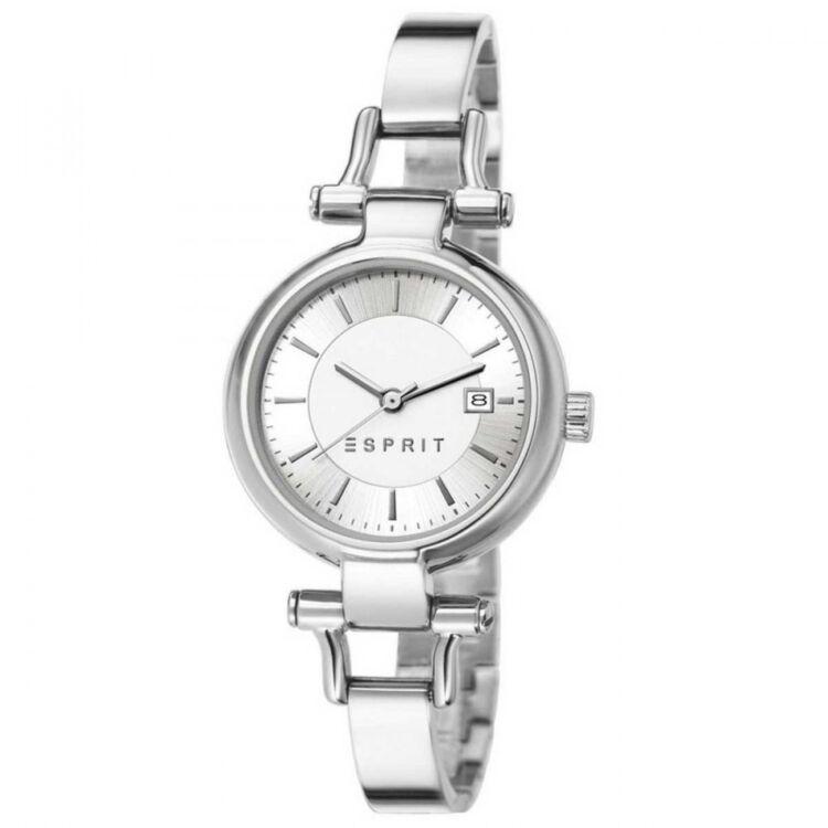 Esprit Zoe Silver ES107632004 Elegáns Női Karóra 8bac1d8b42