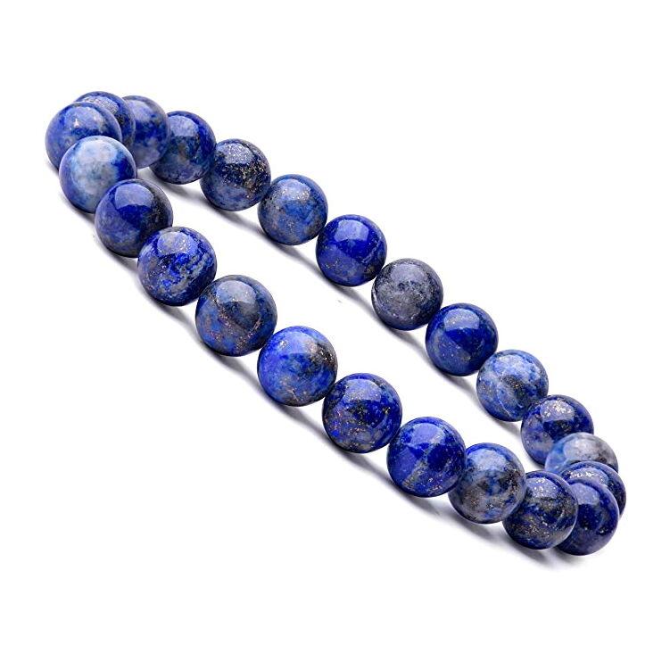Kék Lazurit Ásvány Karkötő
