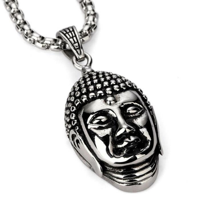Mcllroy - Férfi Buddha Nyaklánc